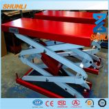 Scissor Design Hydraulic Lift Garage Equipment