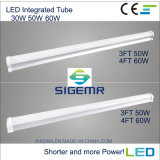 High Quality 30-60W IP65 LED Batten Light