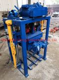 Qmy2-45 Small Cheap Concrete Hollow Block Solid Brick Making Machine Popular in Africa