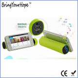 3 in 1 Multi Function Mini Speaker Power Bank with Phone Stand (XH-PB-088)