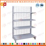 Wire Mesh Cold Steel Supermarket Shelf Metal Display Shelves (Zhs22)