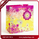 Cosmetic Paper Bags/ Promotional Paper Handbags/ Handle Gift Bags