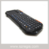 Qwerty Wireless Bluetooth Full Keyboard with Touch Air Mouse