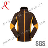 Wholesale OEM Micro Fleece Mens Jacket (QF-4015)