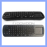 2.4G Wireless Keyboard with Touchpad for Smart Android TV Universal Keyboard (RC-122)