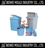 ODM Injection Plastic Trash Bin Mold