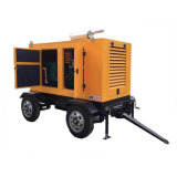 Hot Season 15kw Natural Gas Generator with ISO Ce Certification