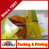 Children Thick Paper Board Book Printing (550023)