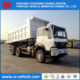 Sinotruk Golden Prince 10 Wheeler 30ton Tipper Truck Golden Prince Dump Truck for Sale