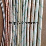 PVC Fiberglass Sleeving/Tube 2715 Insulation Material