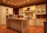Wholesale Wooden High Quality Standard Kitchen Cabinet #176