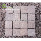 Best Selling Factory Natural Red Granite Cube Paver with Best Price