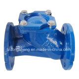 Cast Iron Flanged Ends Ball Check Valve