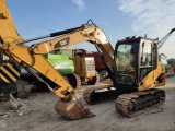 Used 7ton Excavator Cat 307c with Nice Condition Cheap Sale