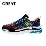 Greatshoe Custom Sport Shoes Custom Printed Logo Running Shoes Casual Adult Shoes Custom 3D Print Shoe
