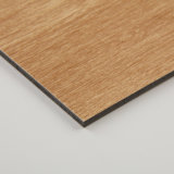 Wood Wooden Color Aluminum Composite Panel Building Decoration Material