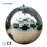 Rotating Colorful Disco Stage Glass Decoration Mirror Ball Light for Festival Party