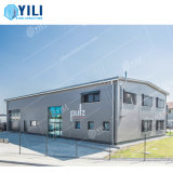 High Quality Steel Structure Cheap Prefabricated Factory Workshop Building