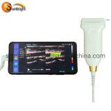 Cheap Light Weight Color Doppler Computer Smart Phone Linear Probe
