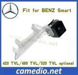 170 Degree Waterproof CMOS/CCD OEM Specialzed Car Rear View Camera for Benz Smart