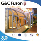 Metal Aluminium Awning Window with