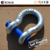 Rigging Hardware Chain G213 Round Pin Bow Shackle