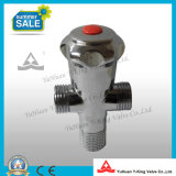 Double Brass Angle Meter Valve (YD-5030-B)