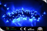 Street Decoration IP44 LED String Lights with PVC Cable
