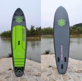 Long Board PVC Made in China Surfboard with Paddle