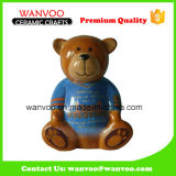 Porcelain Doll Statue Room Decoration of Poor Bear