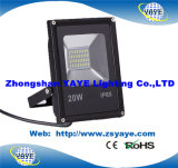 Yaye 18 Best Sell USD5.96/PC SMD 20W LED Flood Light / 20W SMD LED Floodlights with Ce/RoHS/ 2years Warranty