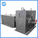 Sz Conical Twin Screw Plastic Extruder Gearbox Double Screw