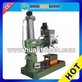 Hydraulic 80mm Arm Length Radial Drilling Machine