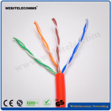 U/UTP Unshielded Network Cable Cat 5e Twisted Pair Installation Cable
