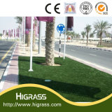 Artificial Grass Lawn for Road Decoration