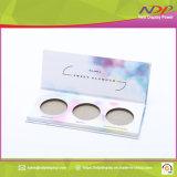 Customized High Light Eyeshadow Cosmetics Paper Box