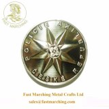 Cheap Base Metal Fantasy Police Officer Challenge Awards Coin