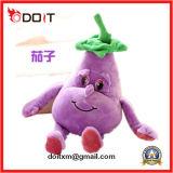 Cartoon Plush Eggplant Pet Toys with Good Price