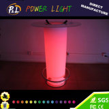 Light up Color Changing LED Table with Ice Bucket