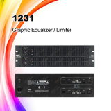 1231 Dual Channel 31-Band Equalizer
