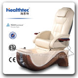 Large Size Beige Leather Massage Chair Price (A601-16)