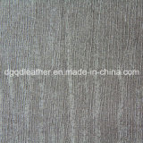 Good Aging Resistant Artificial Leather PU Leahter (QDL-51232)