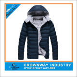 Winter Sports Hooded Light Weight Down Jacket for Men (CW-DJ159235)