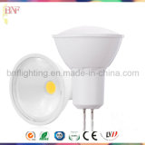 LED Gu5.3 COB Thermal Plastic Spotlight for 3W/5W with Ce Saso