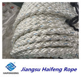 32mm 8-Strand Polyester Rope Mooring Rope PP Rope Nylon Rope