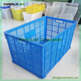 Good Quality Harvesting Vented Plastic HDPE Fruit Box