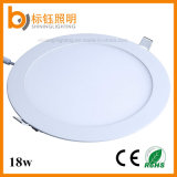 18W SMD2835 Round Lamp LED Panel Ceiling Down Light for Shopping Mall and Housing
