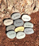 Mixed Color Engraved Stone for Garden Landscaping