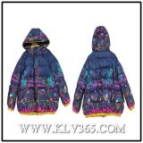 New Fashion Women′s Winter Warm Duck Down Hoody Jacket