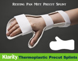 Thermoplastic Splints - Resting Pan Mitt Precut Splint
